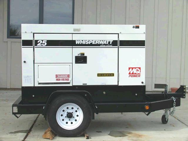 Generator Towable 25kva Rentals Woodland Ca Where To Rent