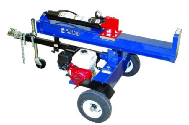 Where to find LOG SPLITTER in Woodland