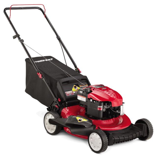 Where to find MOWER, LAWN in Woodland