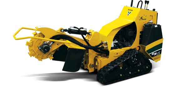 Where to find STUMP GRINDER, HYD, LARGE in Woodland