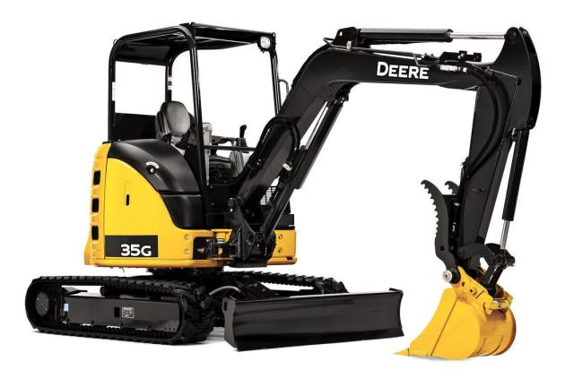 Where to find EXCAVATOR, COMPACT 7000-7500LB. in Woodland