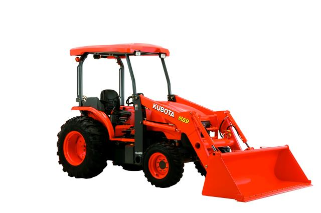 Where to find TRACTOR, KUBOTA 30-35 HP in Woodland