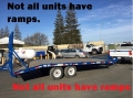Rental store for TRAILER, DECKOVER, 2 AXLE in Woodland CA