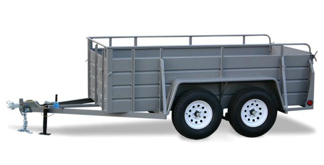 Where to find TRAILER, UTILITY, 5 X12 ,2 AXLE in Woodland