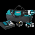 Rental store for MAKITA CORDLESS IMPACT WRENCH KIT in Woodland CA
